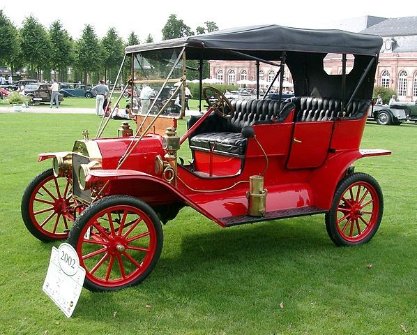 Ford Model T - Cars Image 11b