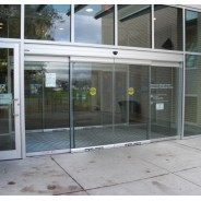 Automatic Glass Entrance - Doorways