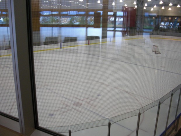 Ice Hockey Rink and Arena