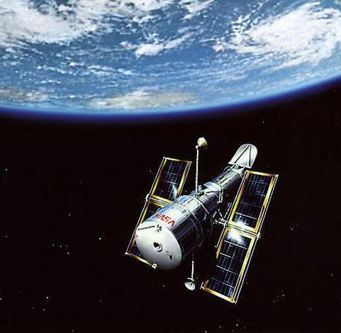 Hubble Space Telescope NASA - Telescopes - Invention Ideas ...