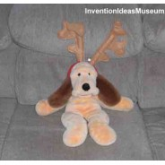 Reindeer Puppy Doll