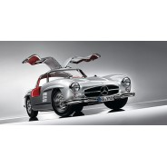 Gull-Wing Doors Mercedes-Benz - Cars