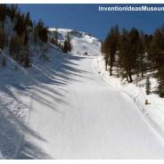 Ski Slope for Skiing