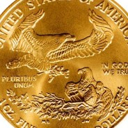 American Gold Eagle Coin - Money thumb