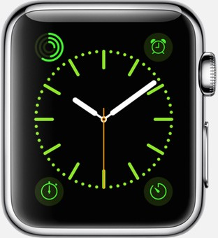Color Apple Watch Face