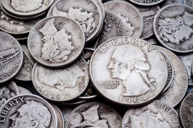 Silver Coin Circulation