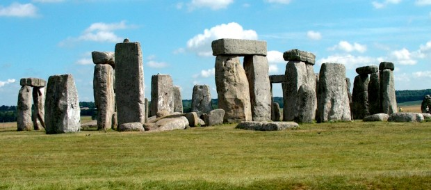 Prehistoric Stone Monument - Stonehenge Great Britain