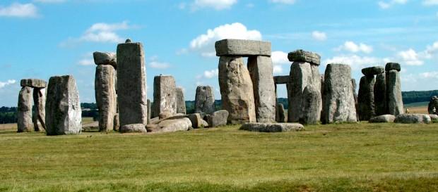 Prehistoric Stone Monument - Stonehenge Great Britain