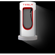 Tesla Motors Supercharger Station