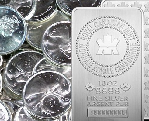 Silver Bullion Canada
