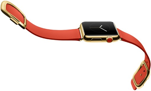 Yellow Gold Apple Watch