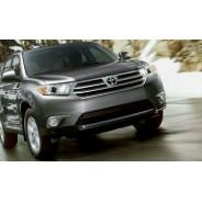 Highlander 2012 Toyota - Vans