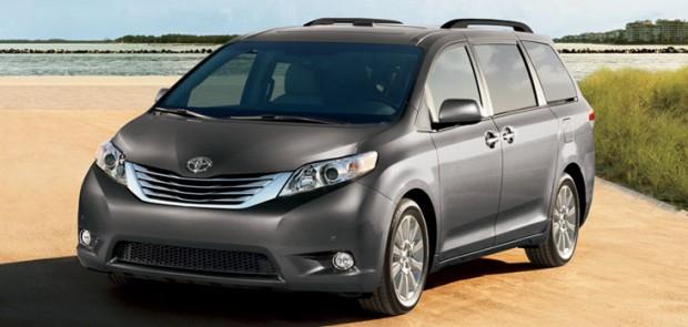 Sienna 2012 Toyota Vans Invention Ideas Museum