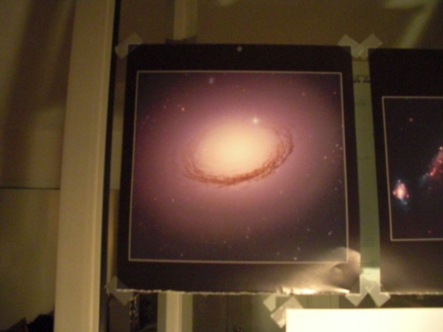 Globular Galaxy in Universe Poster - Posters