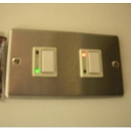 Flat Light Switches - Electricity