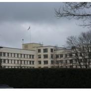 Hospital Building - Buildings