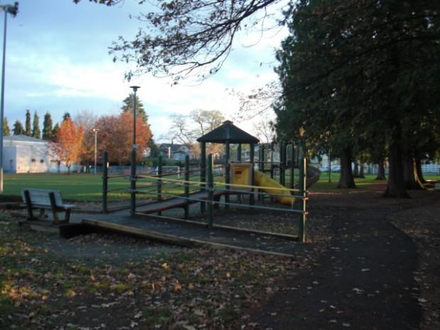 Children's Playground - Fun