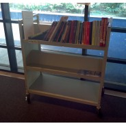 Book Cart or Trolley - Cargo