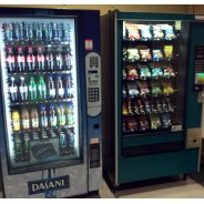 Vending Machines - Drinks and Food