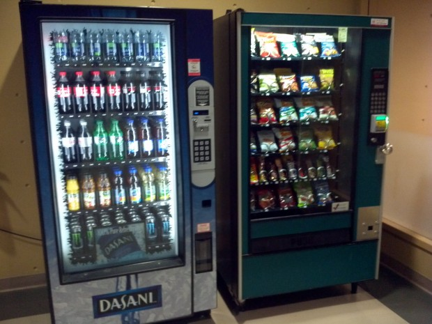 Vending Machines - Drinks and Food Image 86b