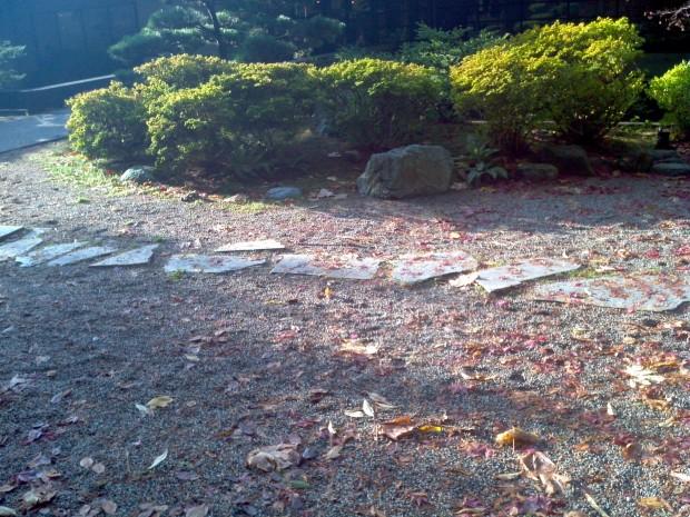 Rock Path