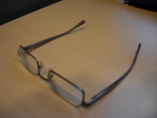Pair of Glasses for Nearsightedness